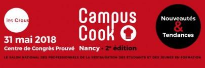 'Campus Cook 2e édition'