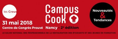 'Campus Cook 2e édition'
